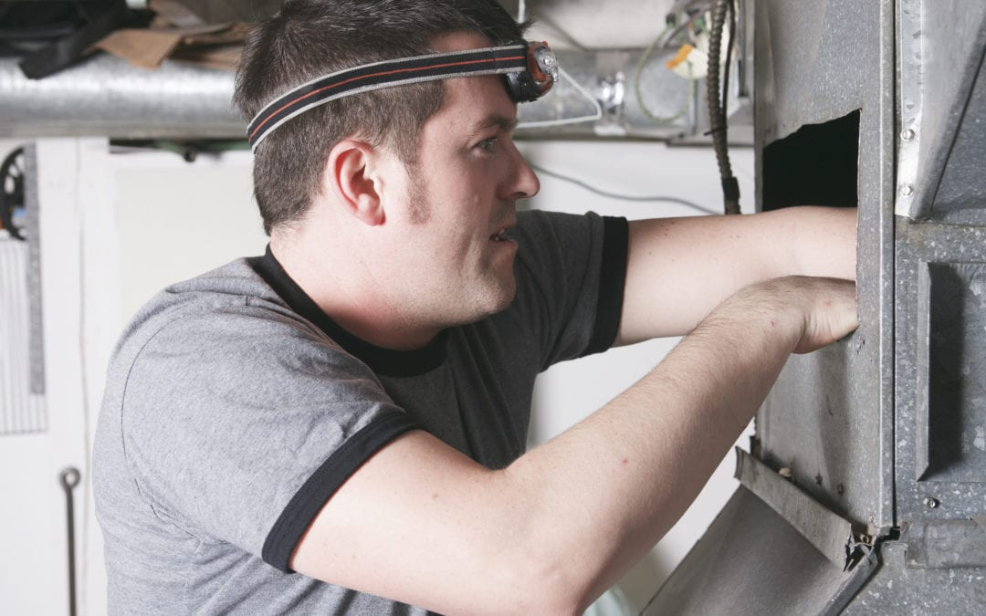 How to Clean an Oil Furnace